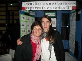 Foto 2 de la Feria de Ciencia 2013
